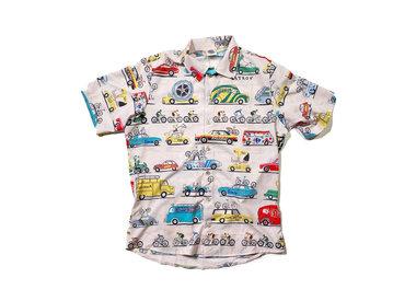 Ostroy Ostroy La Caravane Resort Shirt