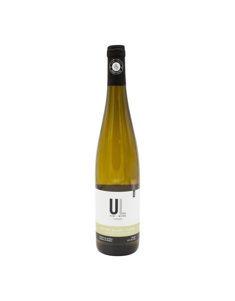 Union Libre Seyval/Vidal - Vin Blanc de chez Union Libre