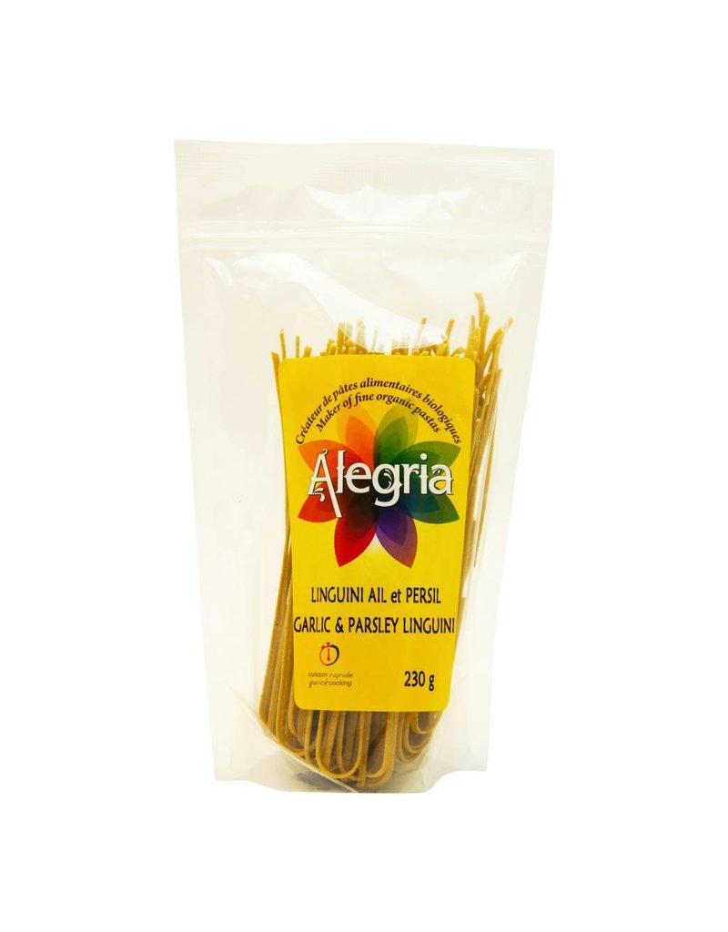 Alegria Luiguini AilLuiguini Ail et Persil Biologique 230gr