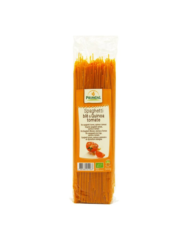 Horizon Nature Spaghetti Blé, Quinoa et Tomate 500gr