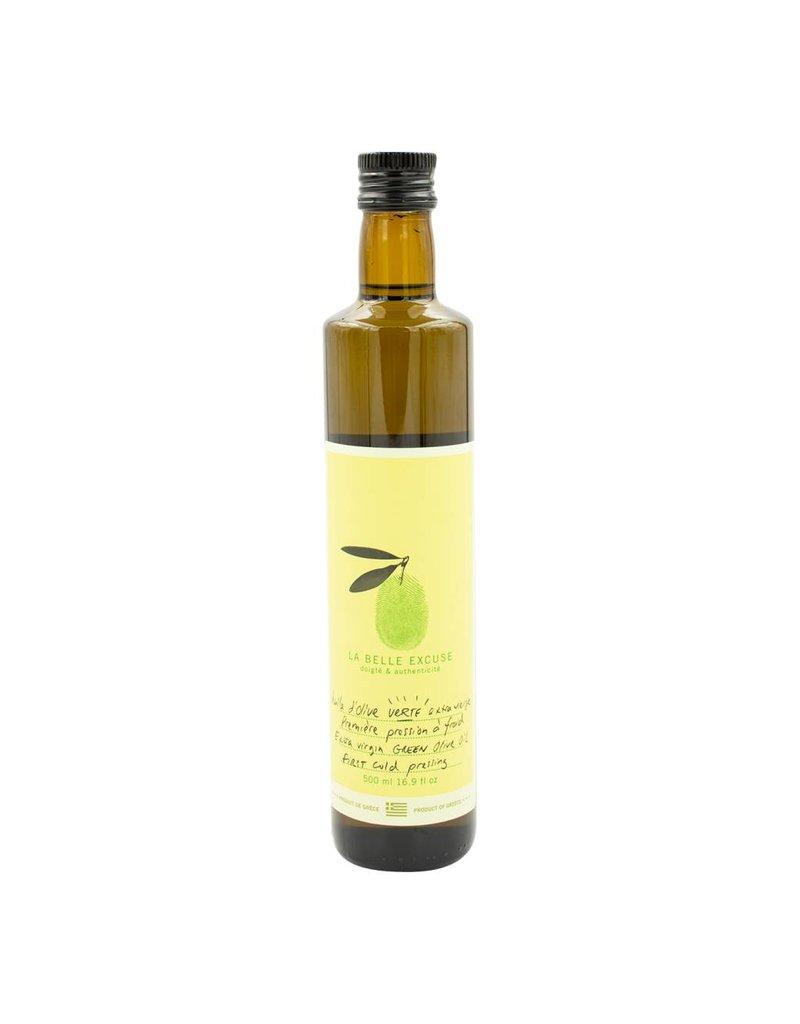 La Belle Excuse Huile d'olive Verte Extra-Vierge 500ml