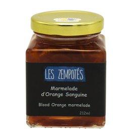 Les Zempotés Marmelade d'orange sanguine