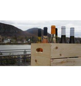 Caisse Découverte La Boîte à Vins - 6 Bouteilles