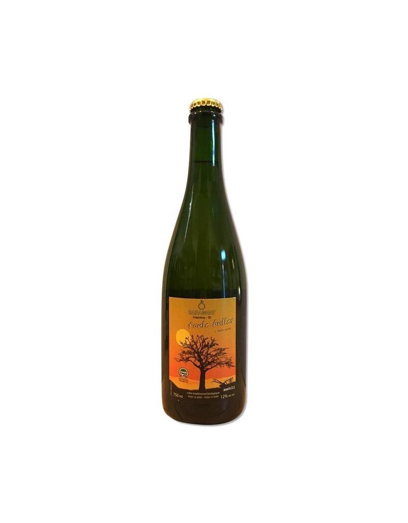 Clos Saragnat Foule bulles - Cidre Traditionnel Biologique de Clos Saragrat