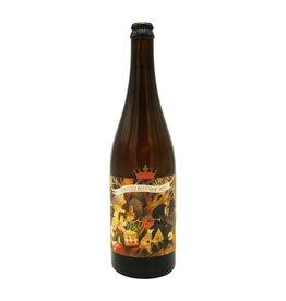 Brasserie Dunham Saison Rustique Drei  - Bière Forte de la Brasserie Dunham