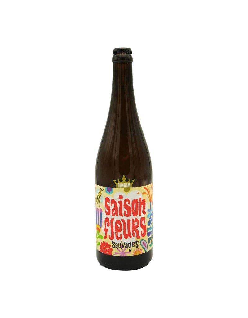 Brasserie Dunham Saison Fleurs Sauvages - Bière Forte de la Brasserie Dunham