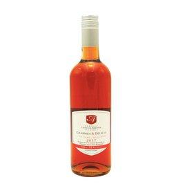 Domaine Côtes d'Ardoise Charmes & Délices - Vin Rosé du Domaine Côtes d'Ardoise