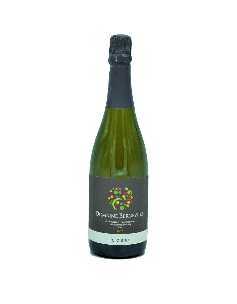 Domaine Bergeville Vin Mousseux Blanc - Domaine Bergeville