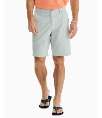 Southern Tide M 9in Heather T3 Gulf Short