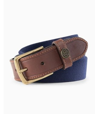 Southern Tide M Solid Stretch Belt