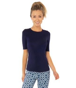 Gretchen Scott Beyond Softest Short Sleeve T-Shirt