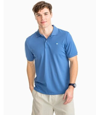 Southern Tide M SS Jack Perf Pique Polo