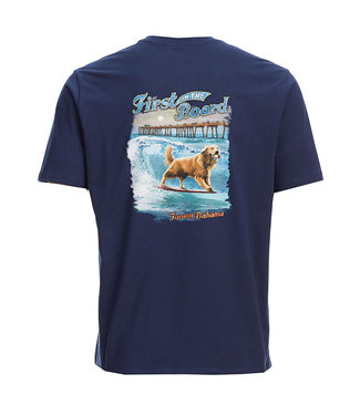 Tommy Bahama FIRST ON THE BOARD TEE