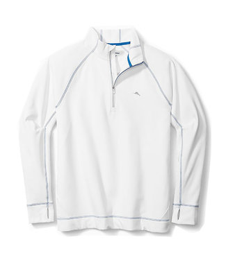 Tommy Bahama PALM HARBOR HALF ZIP