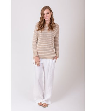 HIHO RELAXED CREW SWEATER