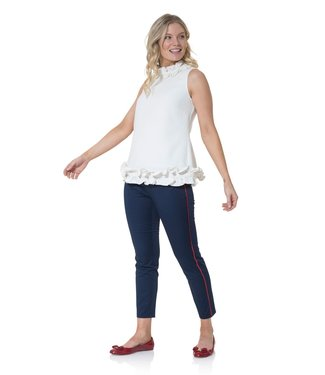 Sail to Sable F1913 STRETCH COTTON PANT