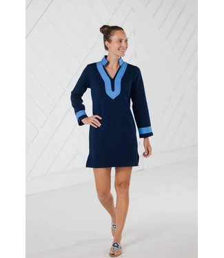 Sail to Sable R1945 LONG SLEEVE CLASSIC TUNIC