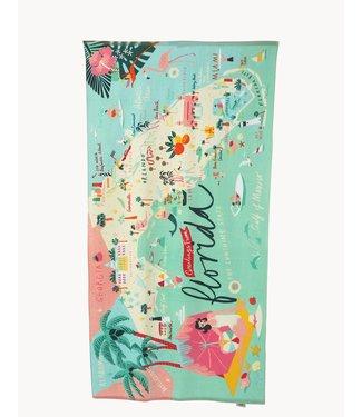 Spartina Florida Beach Towel