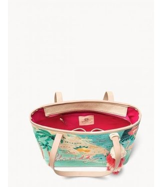 Spartina Florida Embroidered Tote