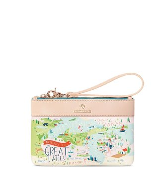 Spartina Great Lakes Scout Wristlet