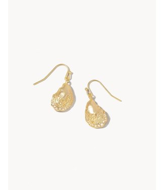 Spartina Oyster Drop Earrings