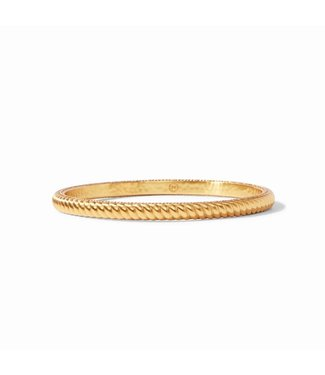 Julie Vos OLYMPIA BANGLE GOLD SMALL