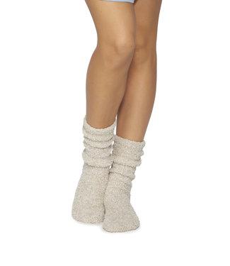 Barefoot Dreams B614 Cozy Socks