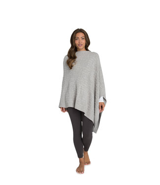 Barefoot Dreams COZY CHIC LITE CABLE PONCHO