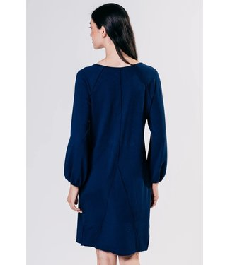 BAMBOO COTTON JERSEY DRESS