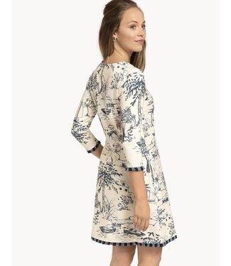Spartina Island Fringe Dress