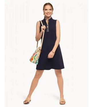 Spartina Serena Half Zip Dress