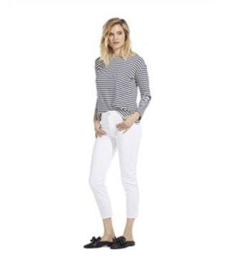 5 Pocket Skinny Cropped Jean