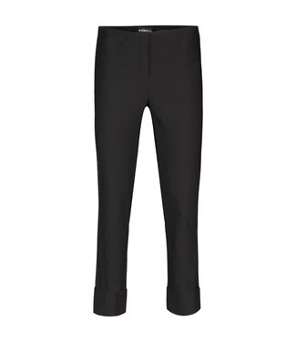 Bella Slim Pant - Black