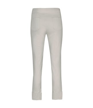 Bella Slim Pant - White
