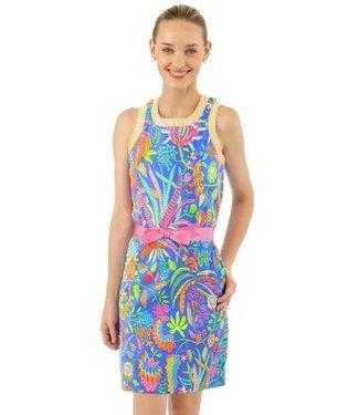 Gretchen Scott JDBBHH BUTTON BACK DRESS