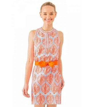 Gretchen Scott DRFLIS FLIRT DRESS - INDIAN