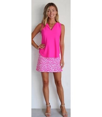 Jude Connally ALI TOP - HOT PINK - 301377