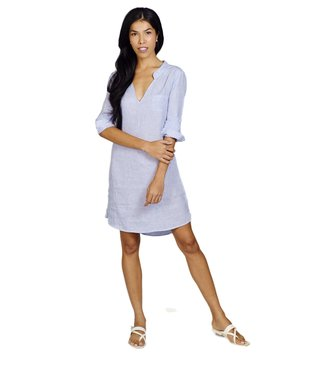 HIHO BANANAKEET DRESS - STRIPE