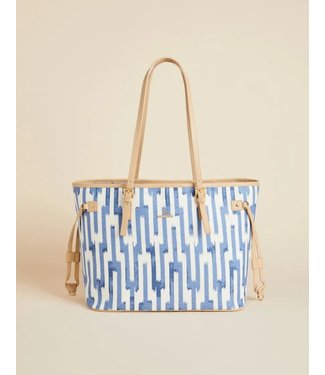 Spartina JETSETTER TOTE OYSTER ALLEY