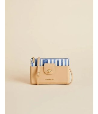 Spartina LINDSEY PHONE CROSSBODY OYSTER ALLEY