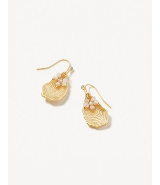 Spartina OYSTER ALLEY EARRINGS GOLD