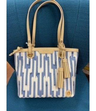 Spartina ISLAND TOTE OYSTER ALLEY