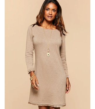 Spartina MILA FRINGE DRESS