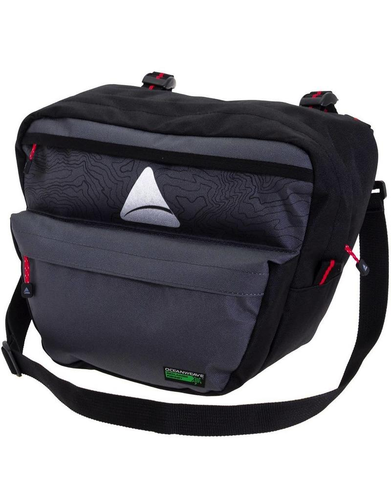 AXIOM Axiom Seymour Oceanweave Handlebar Bag P7