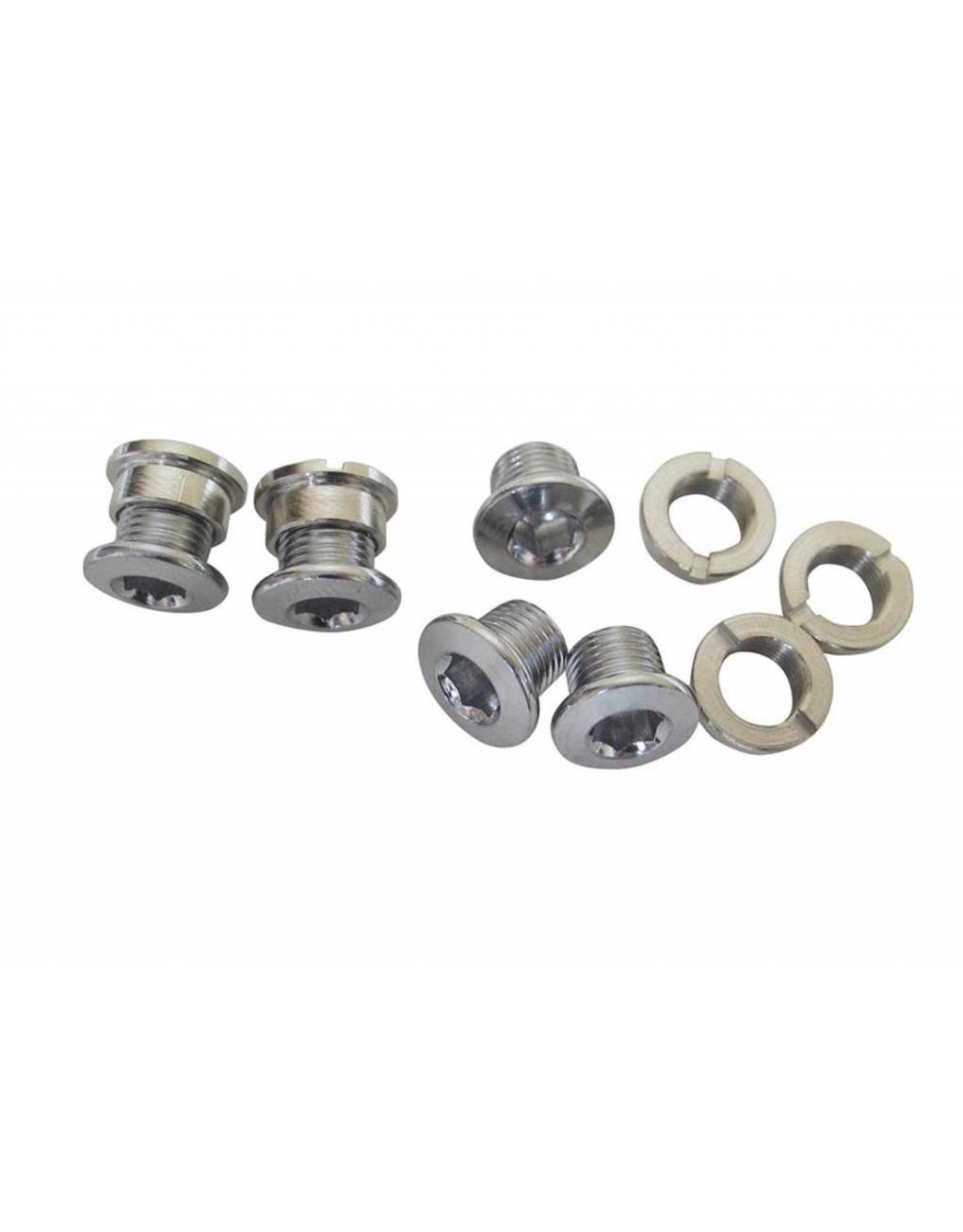 Varia Single Speed Chainring Bolts 6.5mm (Pack 5)