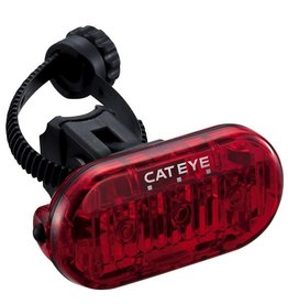 CAT EYE Cat Eye Omni 3 (TL-LD135) Rear Flashing Light