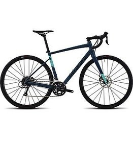 SPECIALIZED Specialized Women's Diverge E5 - Satin Tropical Teal/Tarmac Black/Acid Mint - 44