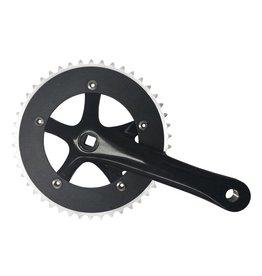 ECONO Prowheel Single Speed Crankset 170mm 48T