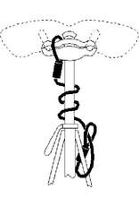 KRYPTONITE Kryptonite Kryptoflex 525 Double Loop Cable