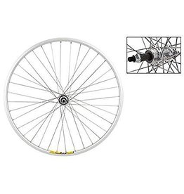 700c Rear Wheel - Freewheel - Bolt On